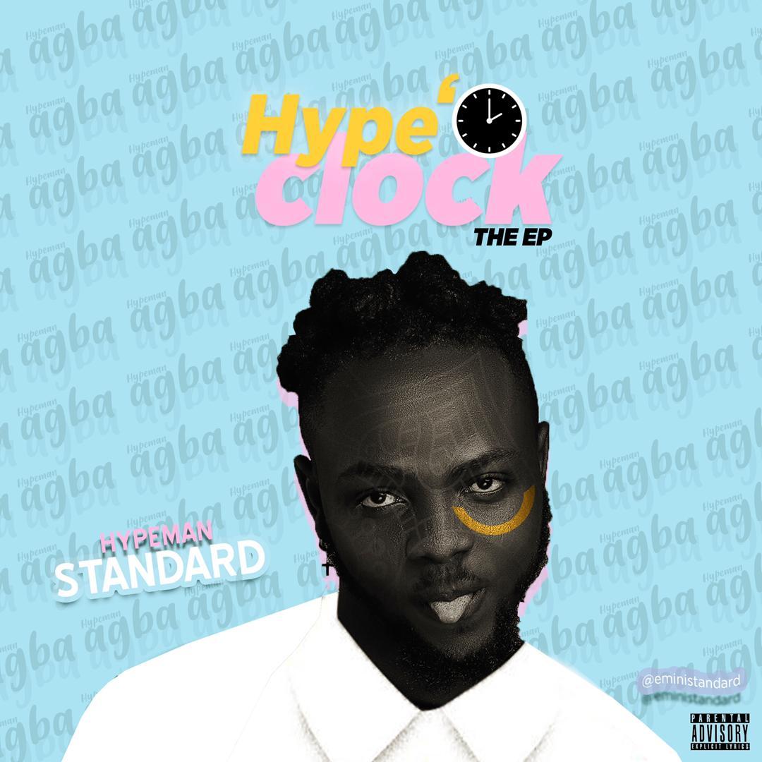Hypeman Standard - Hype 'O Clock